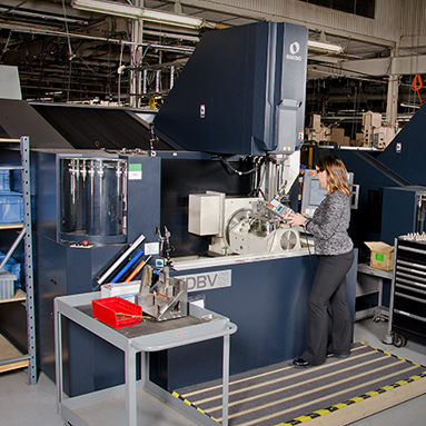 Turbine Technologies Invests in Blade and Vane EDM Hole Drilling