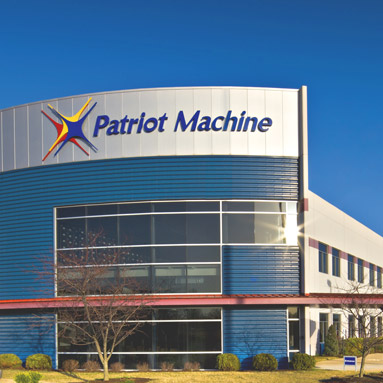 patriot machine inc