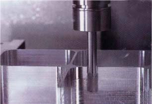 Aluminum Machining, Machining Aluminum, High Speed Machining