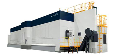 New 5-Axis Large Aerospace Aluminum Structural Machining Centers.